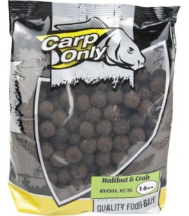 Boilies CARP ONLY Halibut Crab 1kg