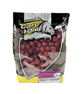 Boilies CARP ONLY Red Crustacean 1kg