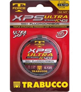 Vlasec T-Force XPS Ultra Strong FC403 Fluorocarbon 50m 0,074mm