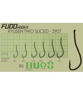 Fudo Ryusen Two Sliced