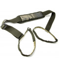 Solar Popruh - Undercover Camo Traveller Rod Sleeve Strap